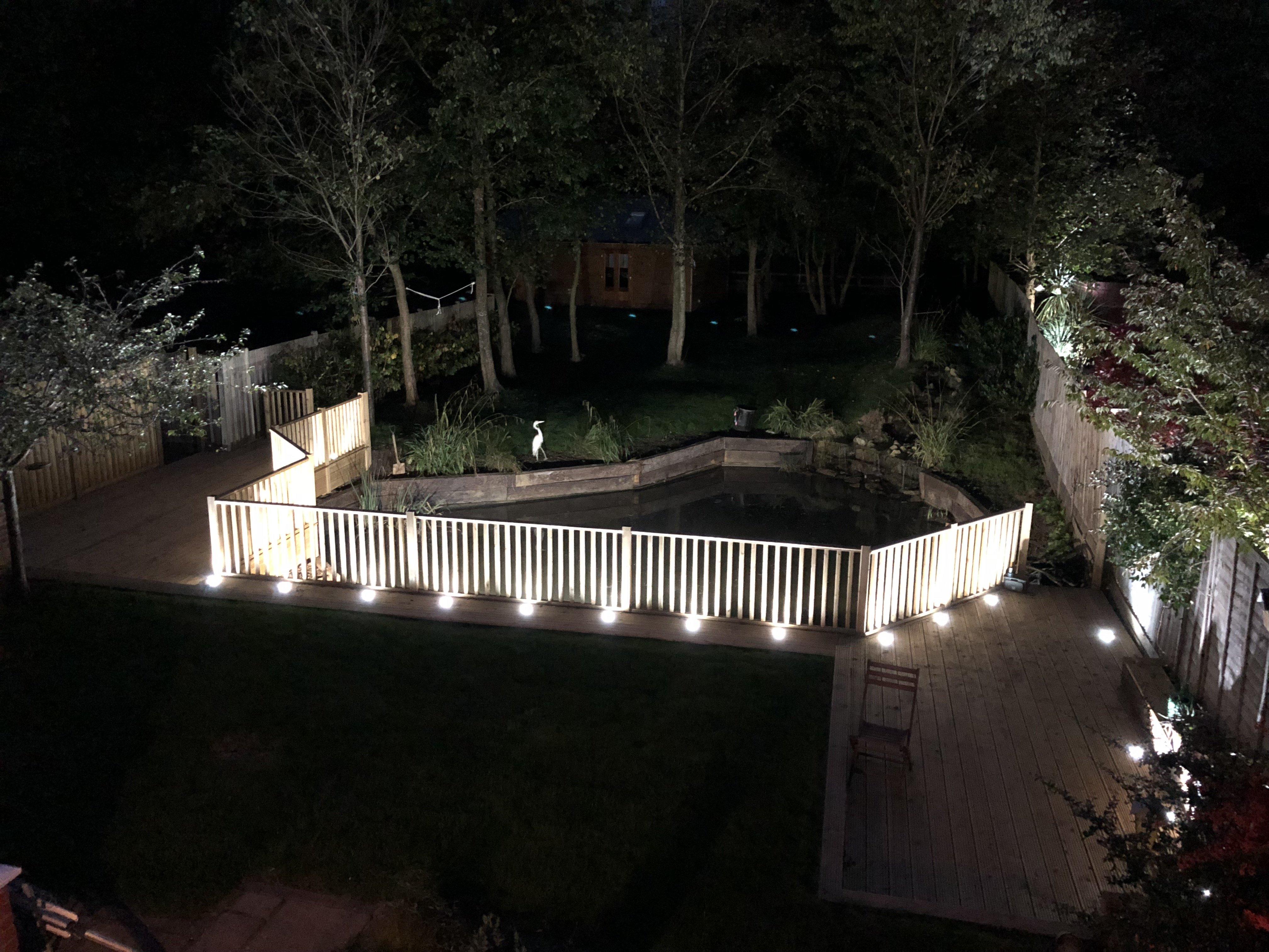 Landscaping & Paving - Homewood Build